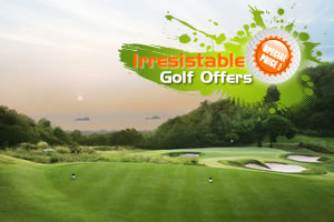 Hua Hin - Golf Festival 4 Day Special
