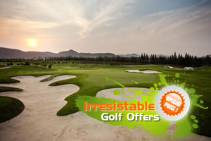 Stay for 7 Pay for 5 - Golf in Hua Hin
