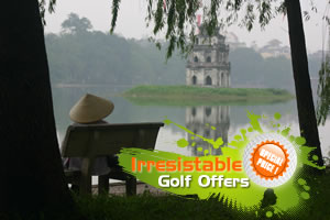 Golf in Hanoi Special