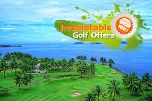Kota Kinabalu Golf Package Special Offer