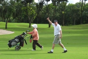 The Best of Golf Vacations in Thailand