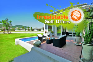 Golf in Hua Hin Stay & Play Package