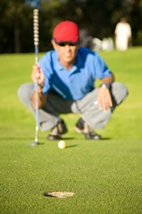 Thailand Golf Instruction Online - Top Putting Tips