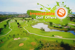 Hua Hin - Golf Festival 5 Day Special