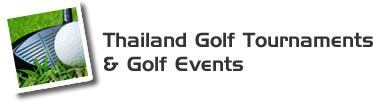 Thailand Golf Tournaments & Golf Events