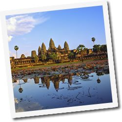 Cambodia Golf Package